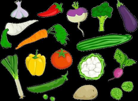 Vegetable names in Sanskrit