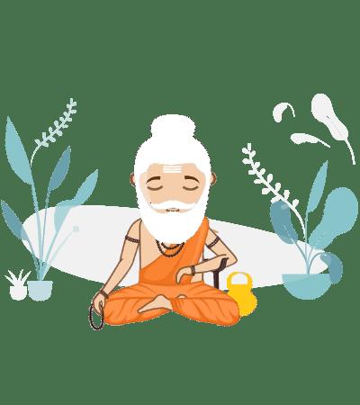 Guru Shlokas in Sanskrit