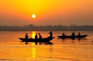 Essay on River Ganga in Sanskrit