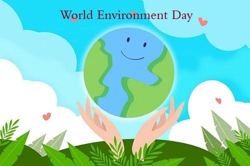 Essay on World Environment Day in Sanskrit