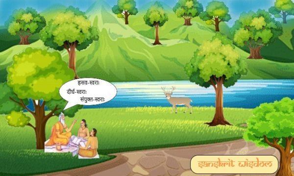 Sanskrit Vowels